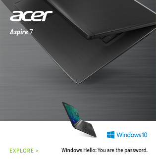 Acer Aspire 7 Notebooks