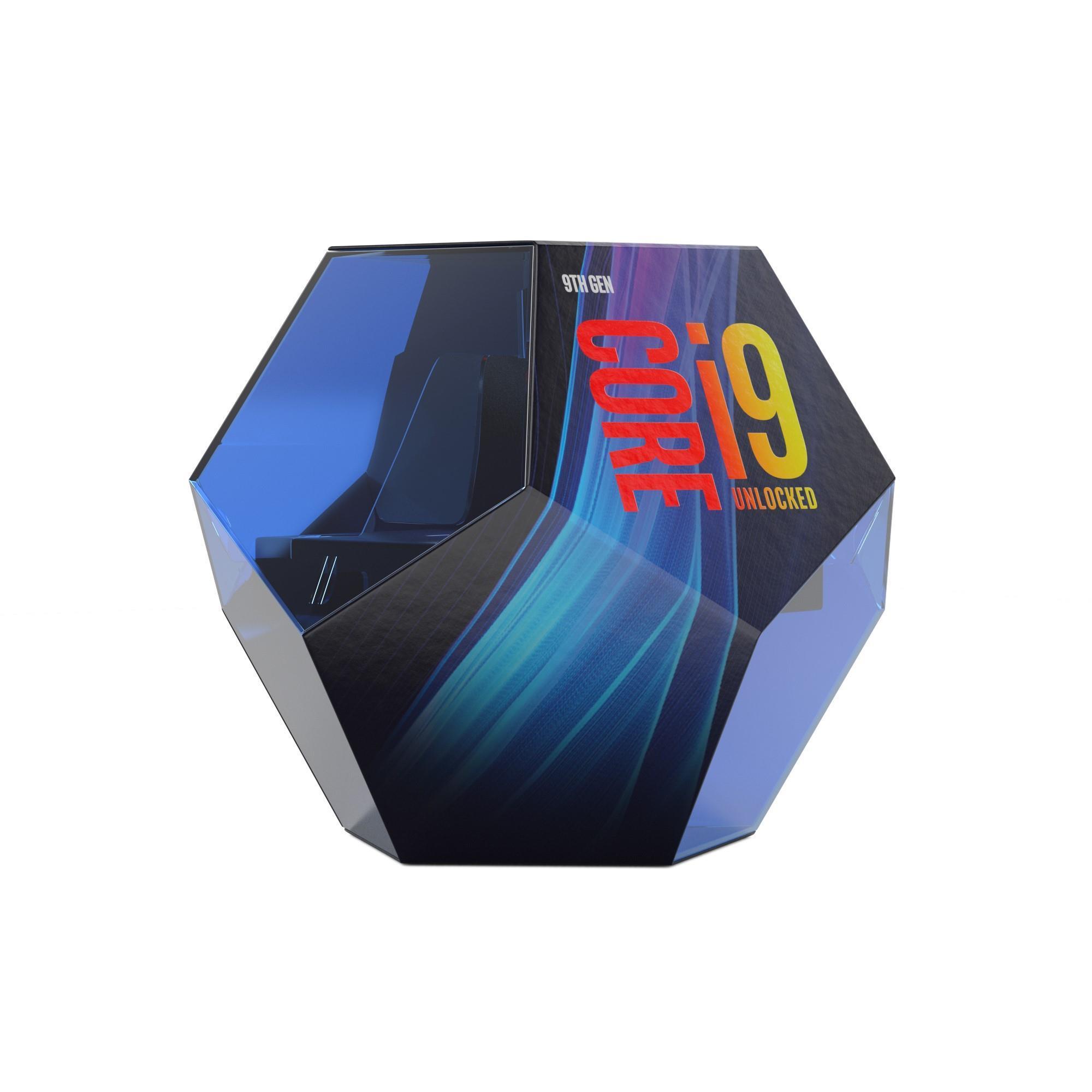intel core i9 9900 processor