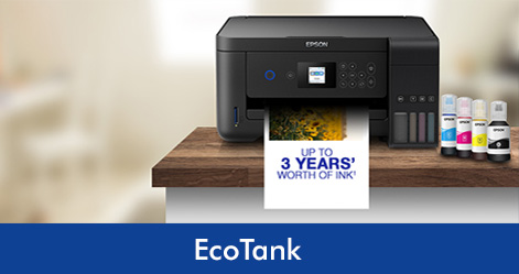 EcoTank Printer Range
