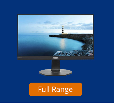 Philips Full Range Monitors
