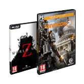 AMD50 Promo - Free Game Division2 Gold Edition & World War Z plus additional In-Game Items