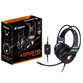 Free Gigabyte Aorus H5 Gaming Headset with AROUS AD27QD Gaming Monitor