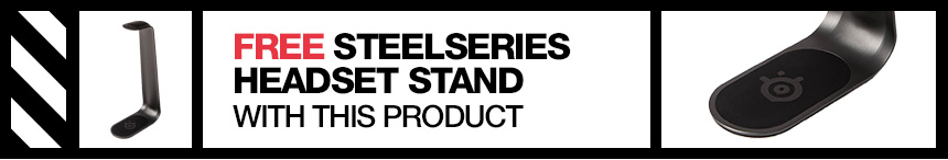 Free SteelSeries Headset Stand