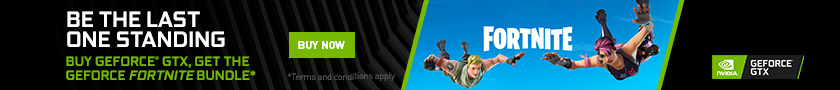 NVIDIA FORTNITE BUNDLE - GTX 1060 & 1070 LAPTOPS