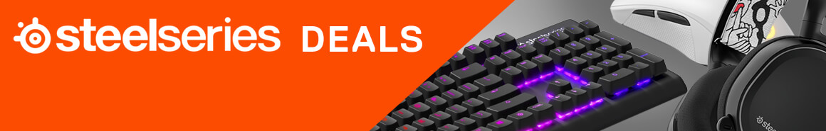 SteelSeries Deals