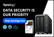 Synology DS718+IronWolf Bundles