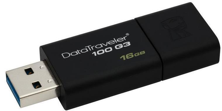 Kingston - DT100G3/16GB