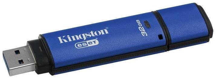 Image of Kingston DataTraveler Vault 32GB USB 3.0 Drive