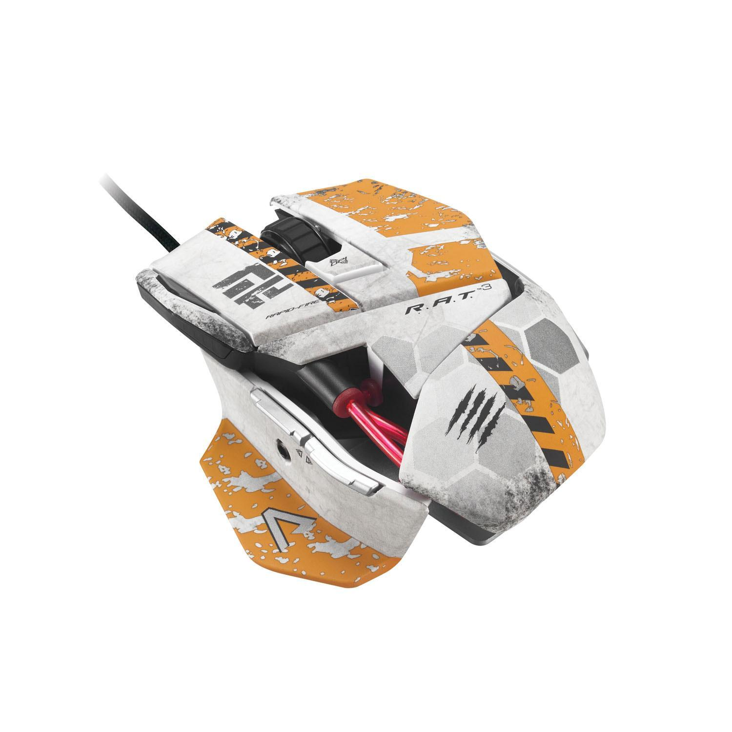 Mad Catz Titanfall R.A.T. 3 Gaming Mouse