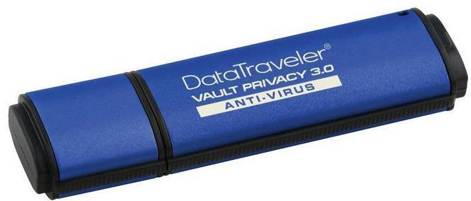 Image of Kingston DataTraveler Vault Privacy 3.0 USB 8 GB Pen Drive