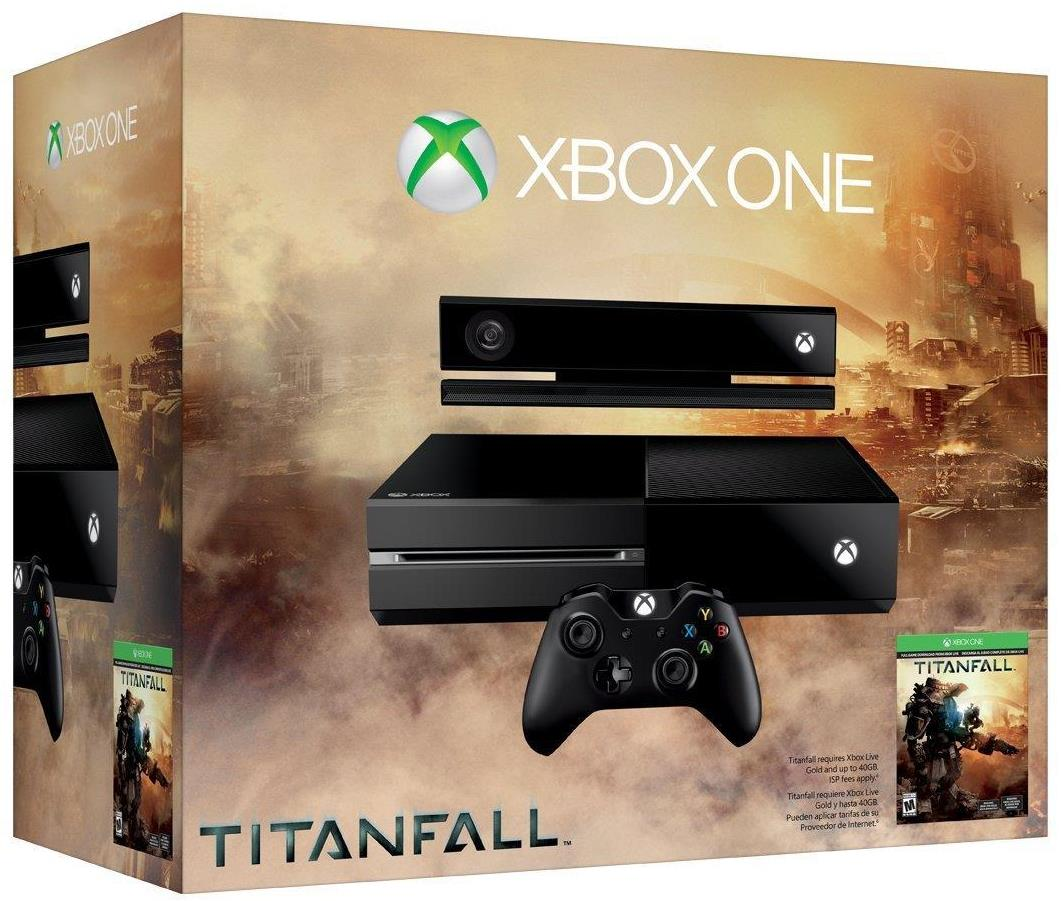 Pre-order Xbox One Console With Titanfall