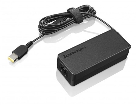Lenovo Thinkpad 65W Ac Adapter - Slim Tip compatible with T440 and Yoga, 0B47483