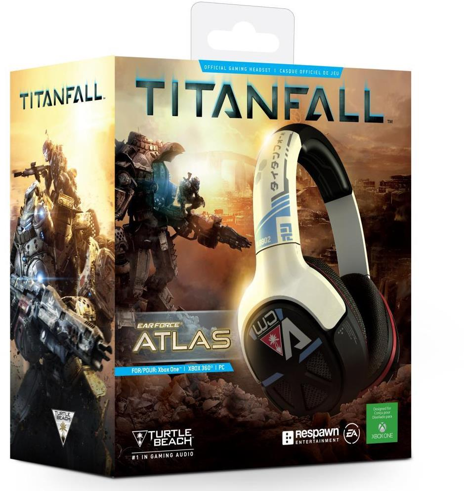 Turtle Beach Titanfall Ear Force Atlas Headset for Xbox One