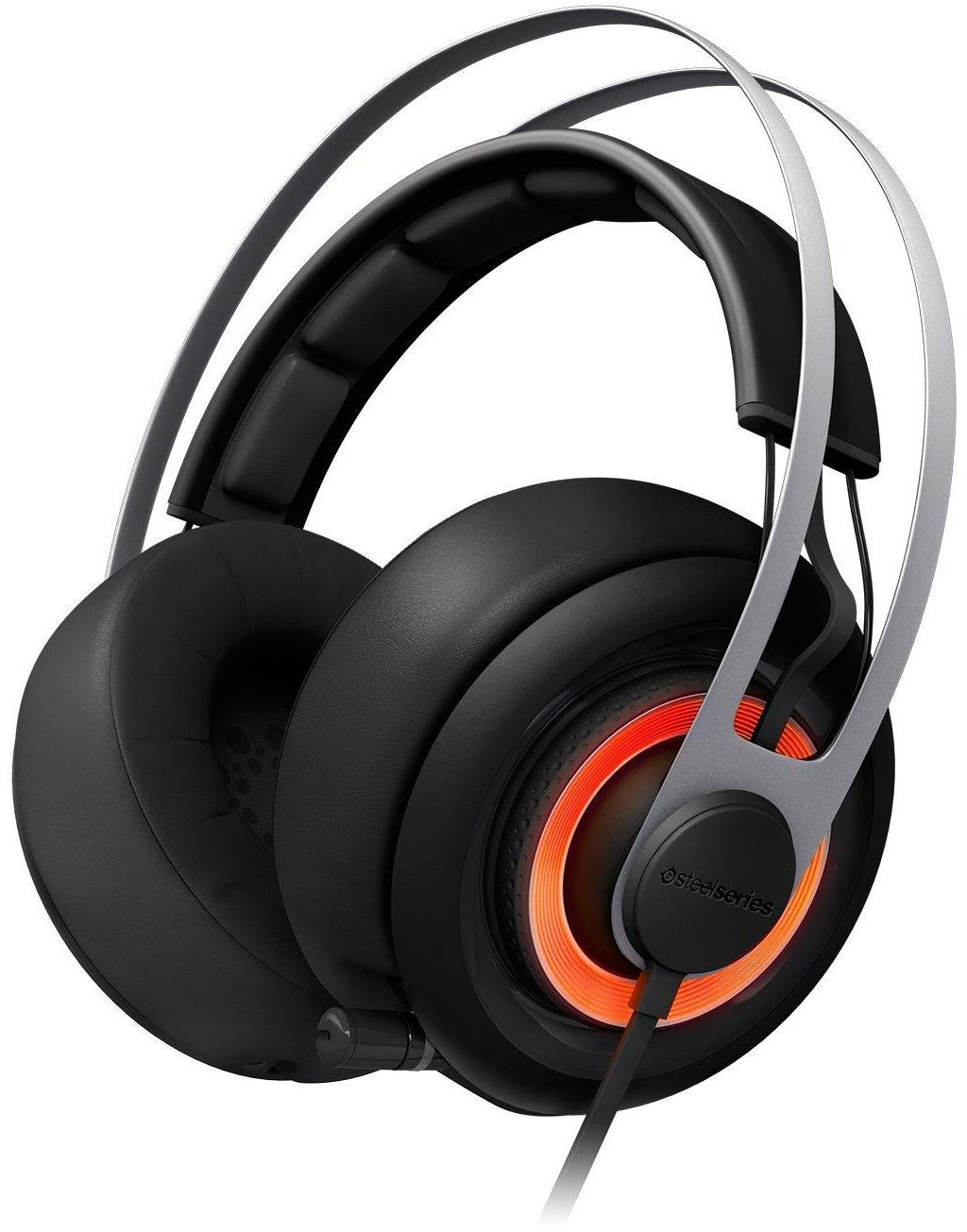 SteelSeries Siberia Elite Gaming Headset (Black)