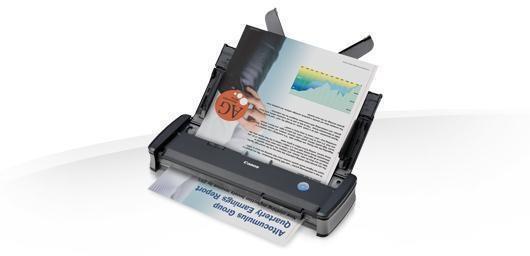 Canon imageFORMULA P-215II Mobile Sheetfed Scanner