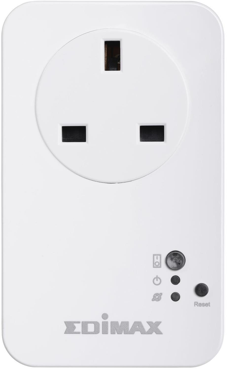 Edimax Intelligent Home Control Plug, Easily switch power on/off via iPhone/iPad/Android!