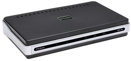 D-Link 3-Port Multifunction Print Server