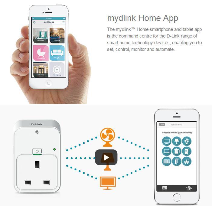 D-Link - Value Mydlink Home Smart Plug        Dlan