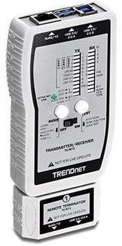 TRENDnet VDV & USB Cable Tester, TC-NT3