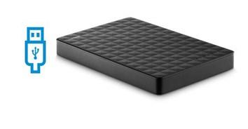 Seagate 1TB Expansion Portable Hard Drive