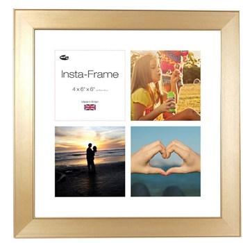 Inov8 16 X 16 Inch Insta Frame Photo Frame For 4 Instagramsquare