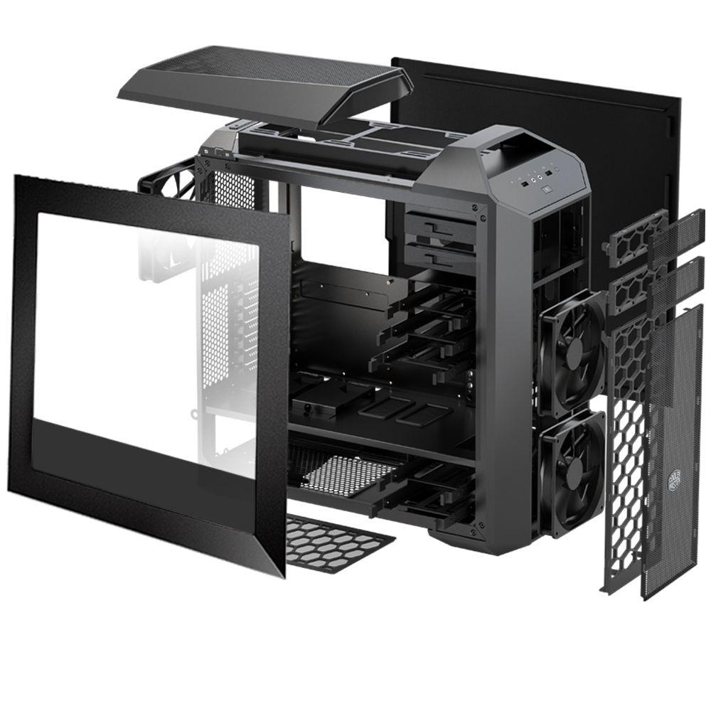 Cooler Master MasterCase Pro 5 Mid-Tower Case with FreeForm Modular System