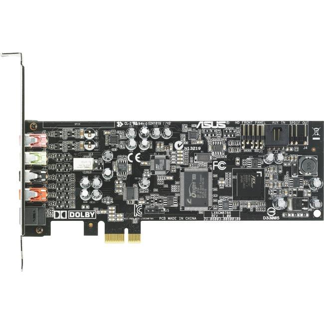 Image of Asus Xonar DGX Sound Board - Internal