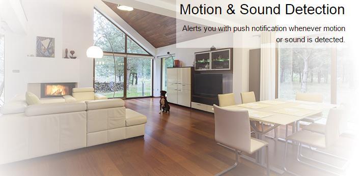 D-Link mydlink™ Home Monitor HD Camera