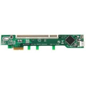 StarTech.com PCI Express to Riser Card x1 for Intel 1U IPC Server, PEX1PCI1R
