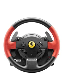 Thrustmaster T150 Racing Wheel Ferrari Edition UK Version, 4168054