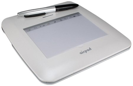 Awind Airpad Wireless Graphic Tablet & Pen,