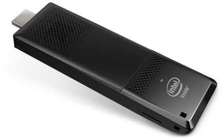 BOXSTK1AW32SC, Intel 2nd Generation Compute Stick with Atom x5 Processor and Windows 10