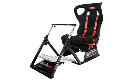 Next Level Racing GT Ultimate V2 Complete Simulator Cockpit,