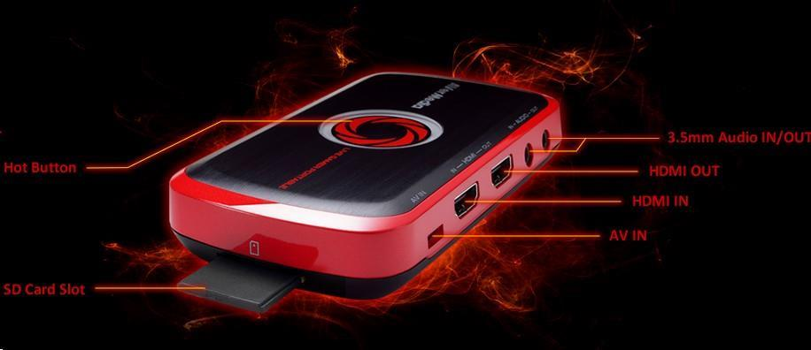 Avermedia Live Gamer Portable C875 Game Capture