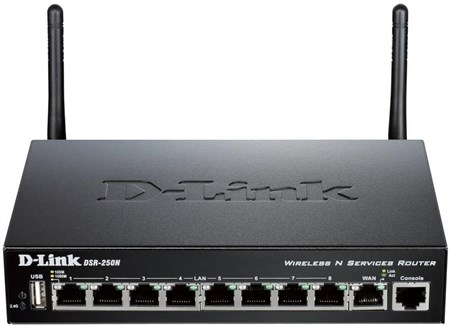 DSR-250N, D-Link Wireless N Unified Service Router