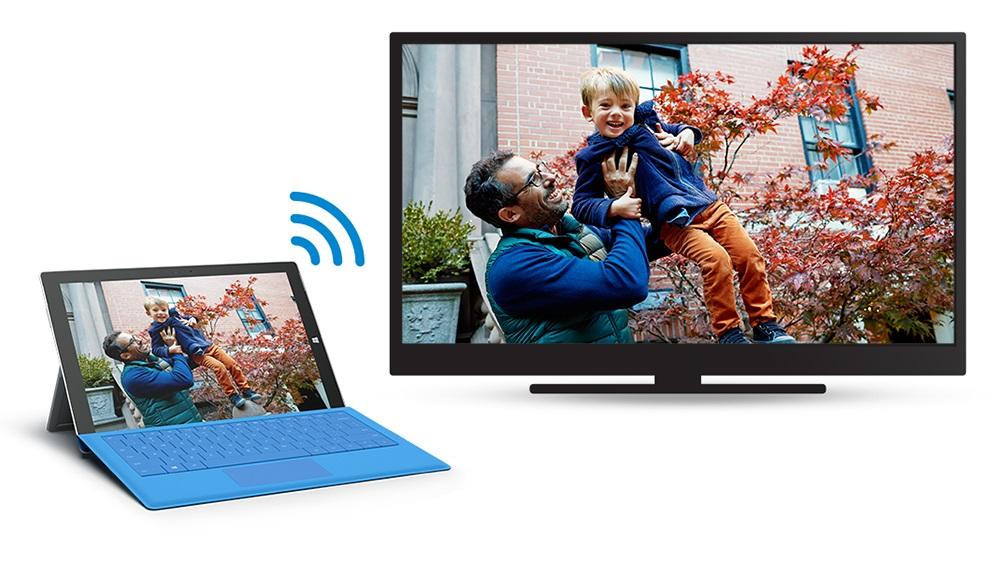 Microsoft Wireless Display Adapter V2, Surface Dock, Pin 4A, Ngòi Bút - 2