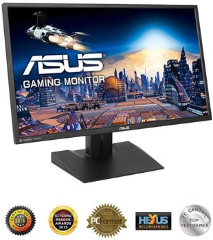 "ASUS MG279Q 27"" WQHD IPS FreeSync 144Hz Gaming Monitor,"