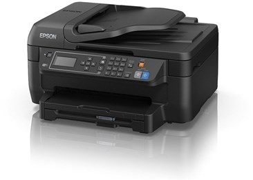 open box epson workforce wf 2750dwf all in one colour inkjet printer ebay. Black Bedroom Furniture Sets. Home Design Ideas