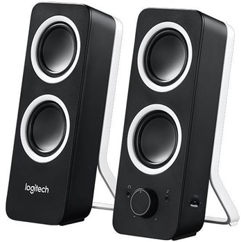 Logitech Z200 Stereo Speakers, 980-000812