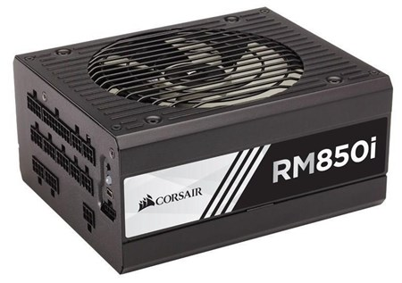 CP-9020083-UK, Corsair RM850i RMi Series 850W 80 PLUS Gold Fully Modular PSU Power Supply