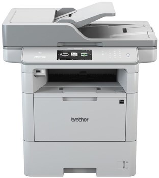 Brother MFC-L6900DW Monochrome Laser Multifunction Printer