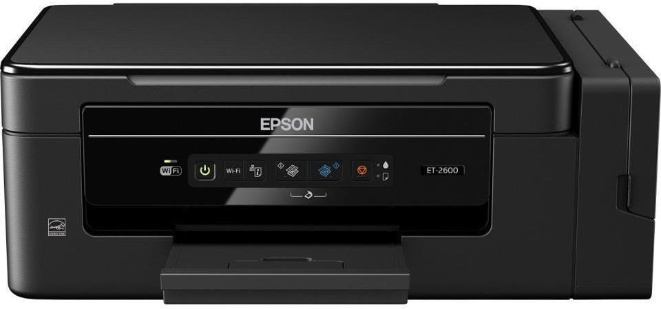 Epson EcoTank ET-2600 Colour Inkjet Multifunction Printer