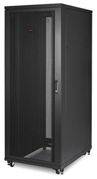 APC NetShelter SV 42U 800mm Wide x 1200mm Deep Enclosure with Sides Black, AR2580
