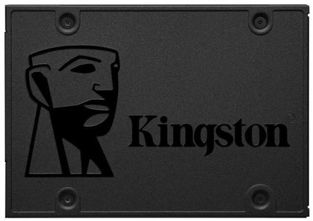 "SA400S37/480G, Kingston A400 480GB 2.5"" SSD Solid State Drive"