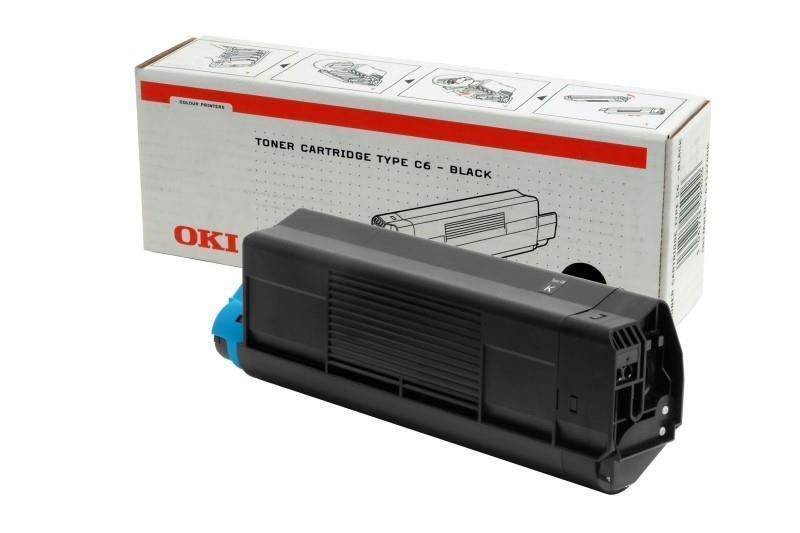 Image of OKI 42127408 High Capacity Black Toner Consumable