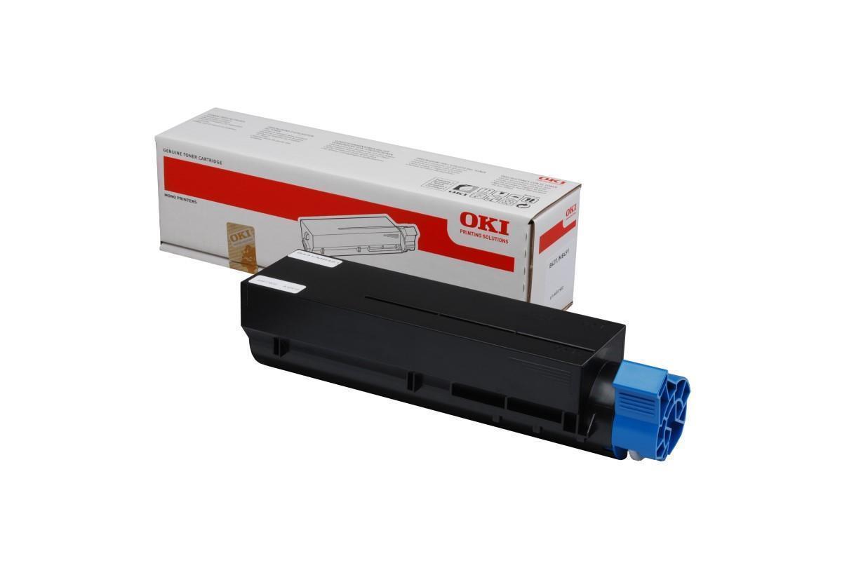 Image of OKI 44917602 High Capacity Black Toner Consumable