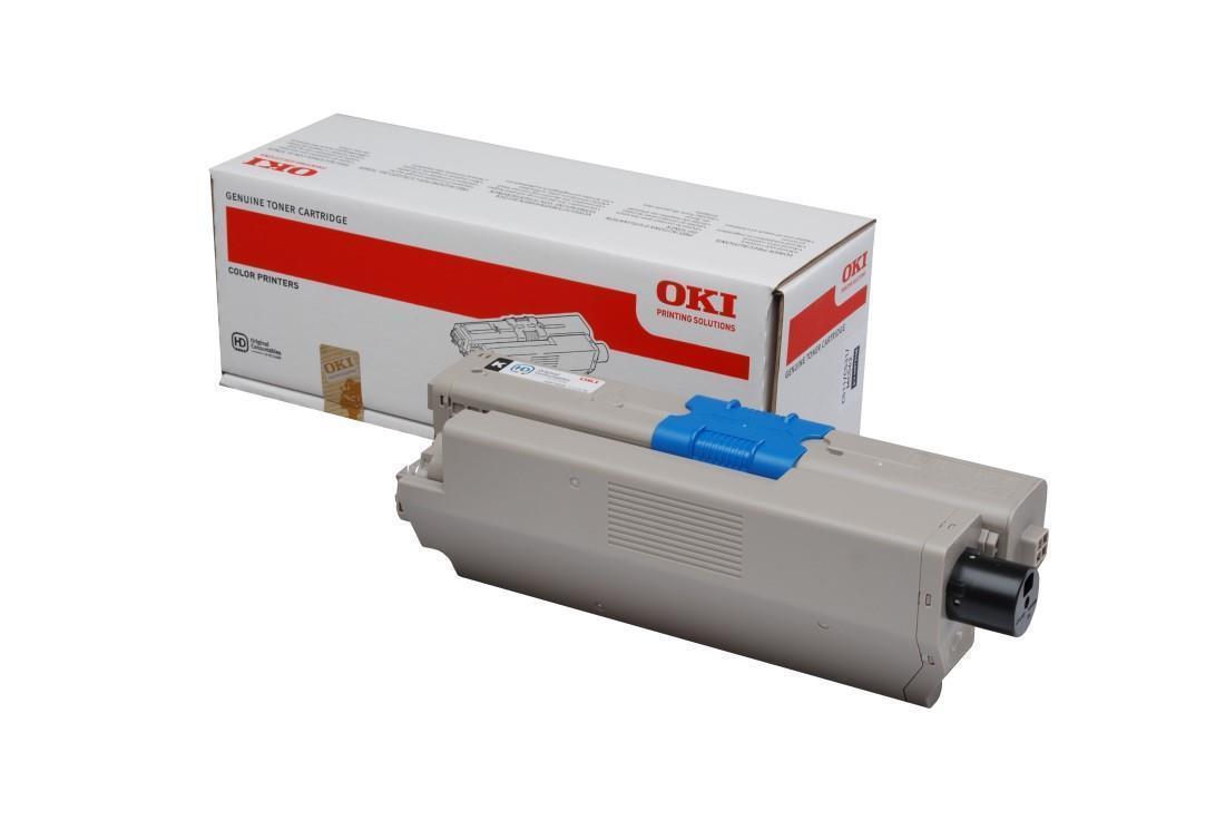 Image of OKI 44973508 High Capacity Black Toner Consumable