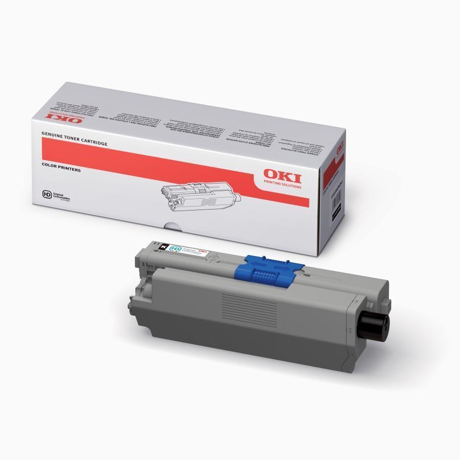 Image of OKI 44469804 High Capacity Black Toner Consumable