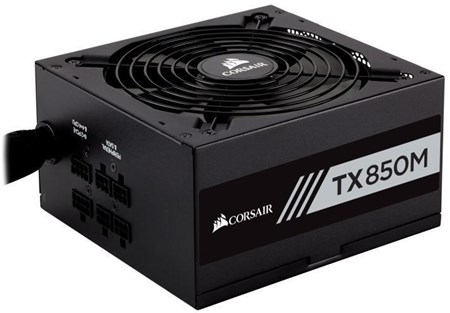 CP-9020130-UK, Corsair TX850M 850W 80 PLUS Gold Semi-Modular PSU Power Supply