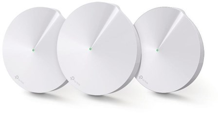 DECO M5(3-PACK), TP-Link M5 Whole Home Mesh Wi-Fi System (3-pack)